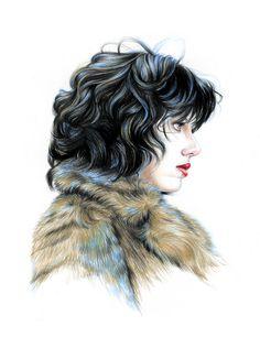 Caroline Andrieu Illustration