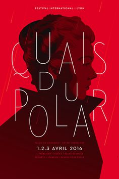 Literary Festival – directed by the agency extra / Lyon