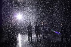 Exclusive Video: Take a Tour of MoMA's Rain Room | Motherboard