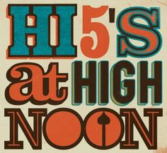 tumblr_lc1hcdzjXN1qz6f9yo1_500.jpg (500×459) #orange #retro #brown #blue #typography