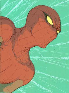 Spider ManDaveRapoza.com