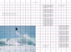The grid from the View from a blue moon book. John John Florence surfing