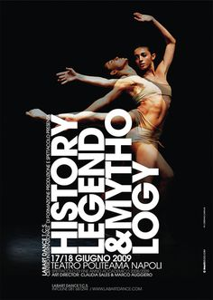 LabArt Dance -tension #dance #design #poster
