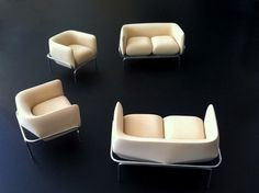 doshi levien: chandigarh sofa for moroso