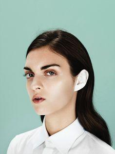 Magda Laguinge by Jens Langkjaer for Rika Magazine