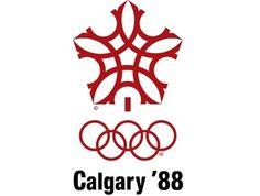 FFFFOUND! #olympic #logo #calgary #canada