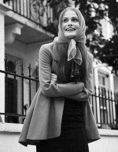 Sylvia Mann #fashion #model #photography #girl