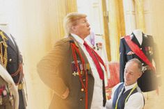 Private: The Secret Life of Donald Trump by Alison Jackson