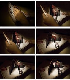 mixc3xa9rcoles, 2 de enero de 2013 #naudin #choni #pop #ruben #rodriguez #circus #book #encuadernacin #illustration #up #la #cartoneria #ductus #popup