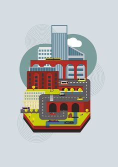 manchester city illustration
