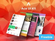 Ace iOS 8 UI Kit