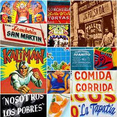signpainting, mexican