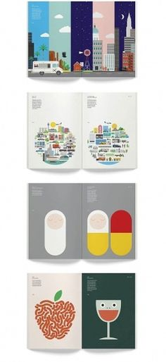 Visuelle.co.uk #print #graphic design #robert samuel hanson #book layout