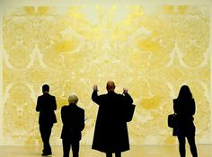 » Go See – London: Turner Prize '09 at Tate Britain through January 3, 2010 - AO Art Observed™ #gold #wright #richard #art