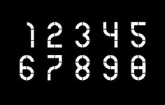 ERNEST typeface by A.N.D. Studio