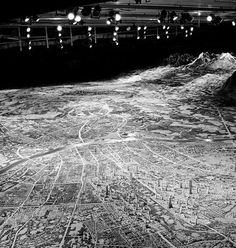 dvdp #retrofuturism #1930s #urbanism #photography #architecture #future #maps