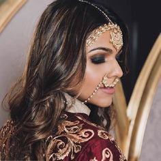 2020 dulhan makeup for wedding