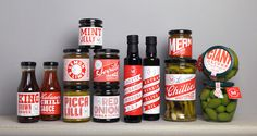 Makers & Merchants Branding by Horse #packaging