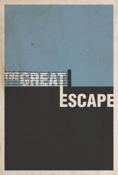 The Art of Matt Owen « These Old Colors™ #movie #escape #great #design #matt #the #poster #minimalist #owen