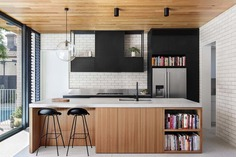kitchen / Clare Cousins Architects