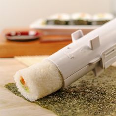 Sushi Bazooka #tech #flow #gadget #gift #ideas #cool