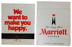 Friday find: Matchbooks #matchbook #vintage #typography