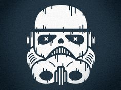 73_trooper #vector #design #wars #illustration #storm #star #trooper #character
