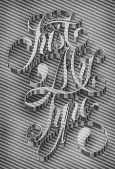 Luke Lucas – Typographer | Graphic Designer | Art Director #typography
