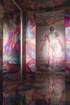 RGB by Carnovsky #gallery #rgb #carnovsky #installation #animals #figures