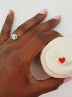 Solitaire engagement ring for the classy bride-to-be