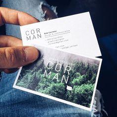 Graphicdesign Corman #logo #branding
