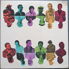 LP Cover Lover · Soul #colours