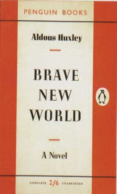 Penguin Books - Brave New World #covers