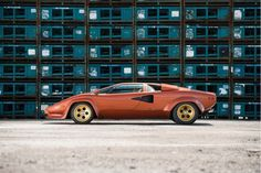 Original 1979 Lamborghini Countach for Sale – Fubiz™