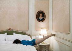 Anja Niemi Room 81 (bed), 2011