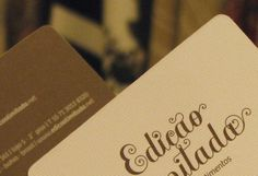 edicaolimitada - agatarocha.com #store #brown #identity #type #typography