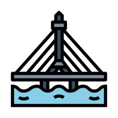 See more icon inspiration related to architecture and city, bangkok, bridge, thailand and building on Flaticon.