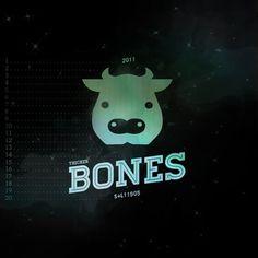 fuzzpony | music mixes on the Behance Network #racepony #mixes #sunrays #lightscapes #+ #bones #fuzzpony