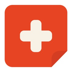 See more icon inspiration related to cross, medical, hospital, pharmacy, first aid, health care, hospitals, health clinic and signs on Flaticon.