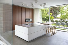 kitchen / Anderman Architects