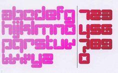 Claes Oldenburg - Design by Wim Crouwel (1977)