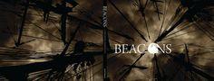 Beacons Book Cover - Zach Johnson Design