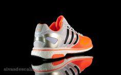 adidas adizero adios boost w nabri metneo / orange #adidas #orange #sole #boost