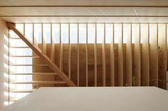 mA style architects: Light Walls House