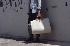 CampWell Log Tote – Natural Canvas #tech #flow #gadget #gift #ideas #cool