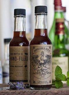lovely package boudreau cocktail bitters 1 #bottle
