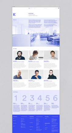 Kickstart Media Group on Behance #web