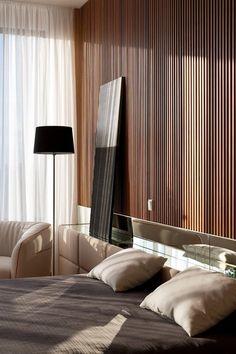 Skyline Minimalist Apartment by Sergey Makhno Architects