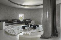Silo Apartment in Antwerp by Arjaan De Feyter 1