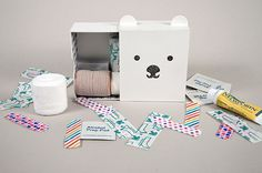 First Aid Kit - Sustainable Packaging Design